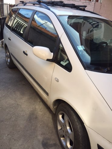 Ford Galaxy 1.9 TDI 201god  - Crvenka