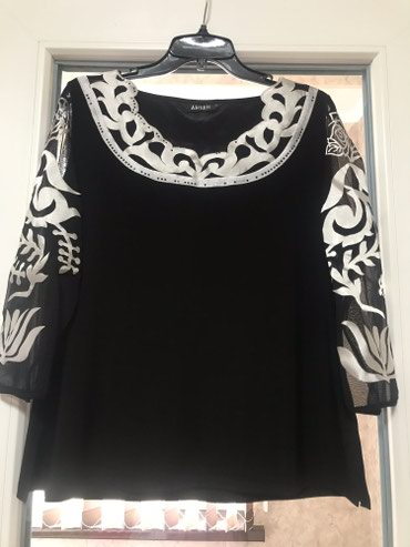 нарядные блузки в Кыргызстан: Рубашки и блузы 0101 Brand XL