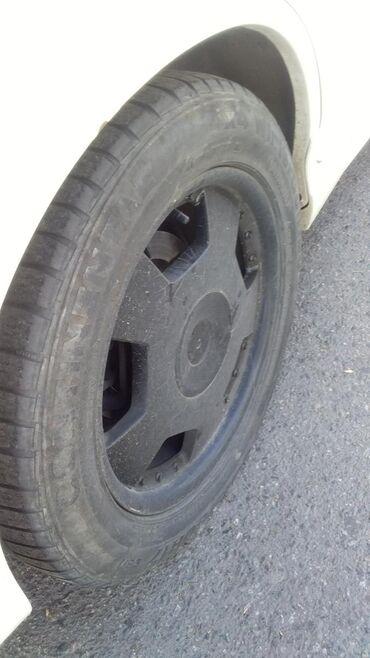 Меняю диски с шинами 17 р. от хонда на 16 р