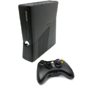 xbox 3 0 в Кыргызстан: Xbox 360 в отличном состоянии в цуме. Прошитый (LT 3.0) В комплекте: 1