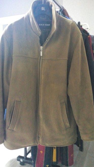 Продаю кожаную куртку (Турция). Размер в Бишкек