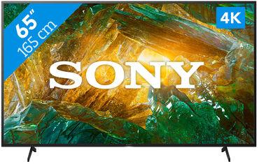 "картинка пейзаж в Кыргызстан: Sony 65""(165см), 4k, ultra hd android 9.0, голосовое"