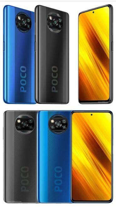 s9 samsung - Azərbaycan: Yeni Xiaomi Poco X3 128 GB göy