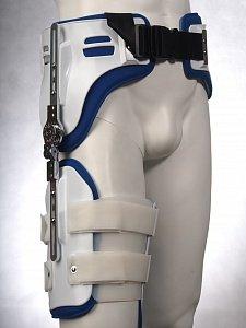 Ортез тазобедренный с шарниром Fosta (FS 6870) - ортопедический поддер