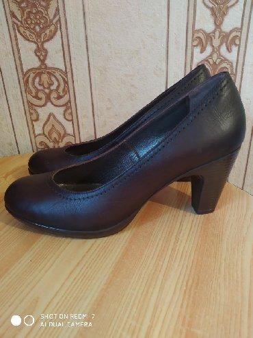 Новые туфли натуральная кожа, 39 размер, качество отличное