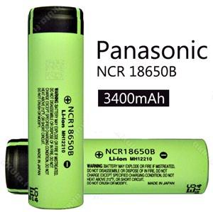 18650 аккумулятор panasonic ncr18650b 3400 mah, оригинал, в Бишкек