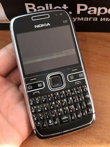 nokia 610 в Кыргызстан: Nokia E72