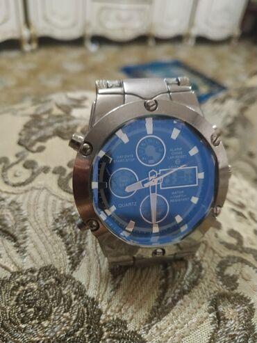 Мужские часы фирма caven noni Водонепроницаемые Имеется будильник