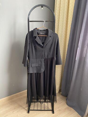 Размер 44(подойдёт на размер 46-48)Платье универсальное,много с чем