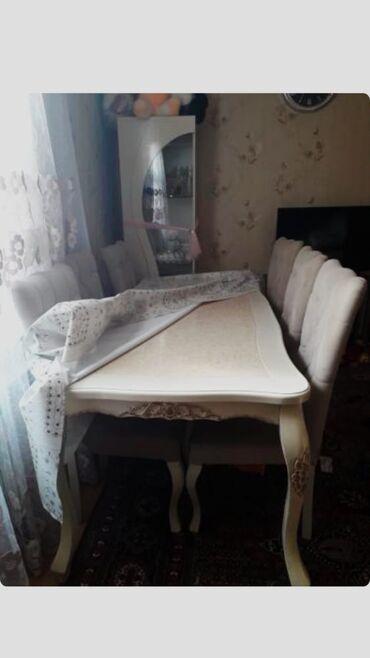 Дом и сад - Ашагы-Гюздек: Комплекты столов и стульев