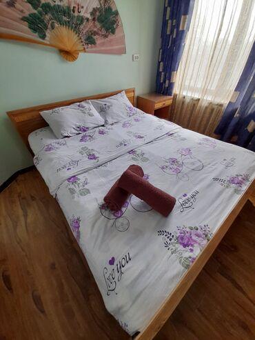 Недвижимость - Кыргызстан: Посуточная хорошая квартира! День Ночь Сутки! Возле Национального