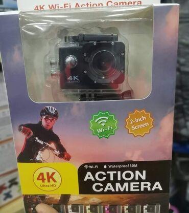 Sporeti - Srbija: Akciona kamera ULTRA HD 4K WI-FI ‼ Cena: 3500 dinara. ULTRA HD 4K