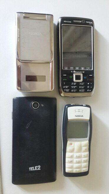 Продаю кому-нибудь в коллекцию телефоны прошлого. на память