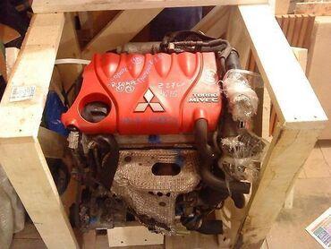 Audi s2 22i turbo - Кыргызстан: Продаю двигатель с коробкой и со всеми навесными для Mitsubishi Colt