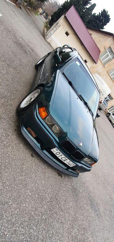 bmw 330 - Azərbaycan: BMW 3 series 1.8 l. 1996 | 396000 km