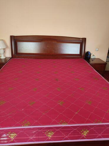 СРОЧНО! СРОЧНО! продается спальный гарнитур в хорошем состоянии Кроват