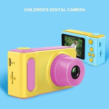 canon-mark-2-5d-цена в Кыргызстан: Детский цифровой фотоаппарат - это цифровая камера с симпатичным дет