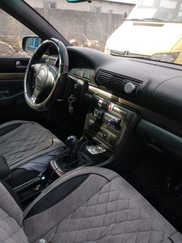 Audi A4 2002 в Бишкек - фото 5