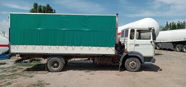 renault kangoo 19d в Кыргызстан: Renault midliner. Состояние хорошее, хорошая резина, новый тент, готов