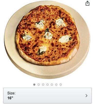 Pizza bishirmek uchun dash