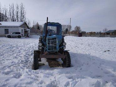 Транспорт - Каракол: Сельхозтехника