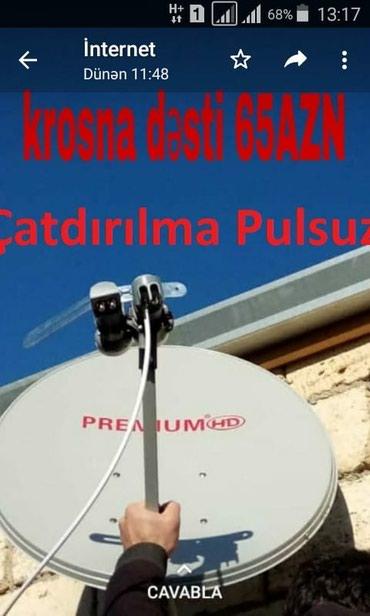 Bakı şəhərində Televizor
