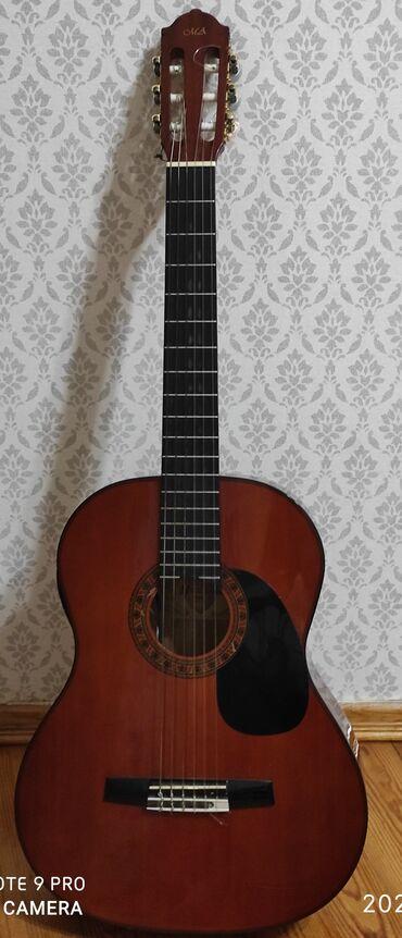 real gitara - Azərbaycan: Salam Miguel Angela ispan gitarası satılır real alıcı üçün əla endirim