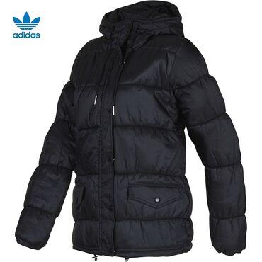 Спортивная куртка Adidas Адидас Клевер женщин хлопок одежда