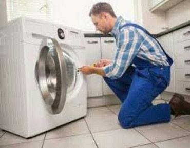 Установка и подключение стиральной