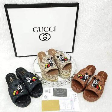 Gucci papuce platformaIsporuka 5-7 danaAvans 1000 obavezan radi