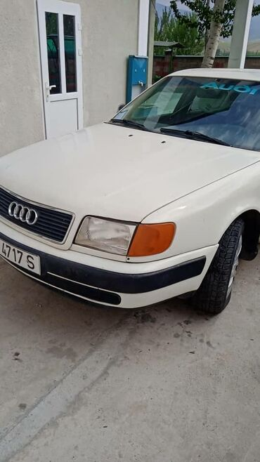 Audi 100 2 л. 1991   355000 км