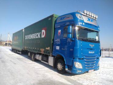 прицеп для машины бу в Кыргызстан: Daf xf 106 460. 2014 г.В. Даф тандем механика. Ретардер. Даф в