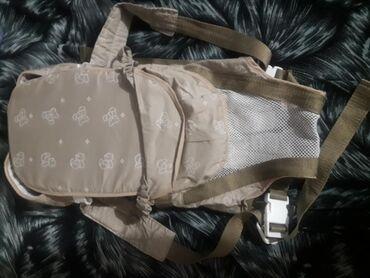 сумка-кенгуру-для-ребенка-цена в Кыргызстан: Кенгуру в хорошем состоянии, ни разу так и не использовали