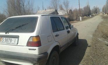 Volkswagen Golf 1987 в Кызыл-Суу