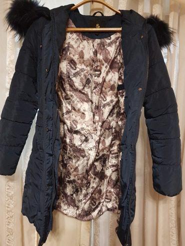 Продам пальто зимнее,теплое. В в Бишкек