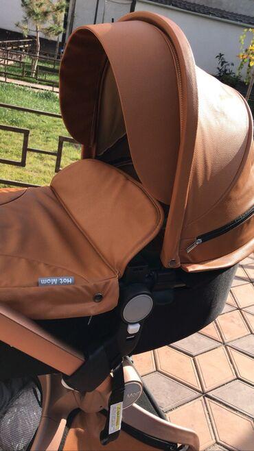 сколько стоит йоркширский терьер в Кыргызстан: Продаю коляску новое Hot Mom Брали на заказ за 30 000 сомКоляска