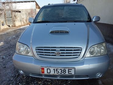 Минивен авто - Кыргызстан: Kia Carnival 2.9 л. 2003 | 27 км