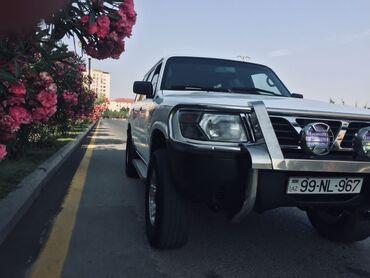 44 elan | NƏQLIYYAT: Nissan Patrol 4.2 l. 1998 | 650000 km