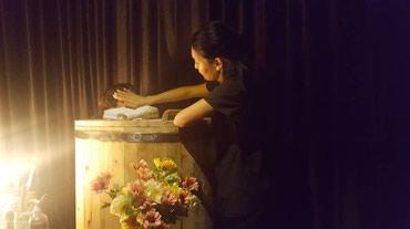 Кедровая бочка + массаж лучшая в Бишкек