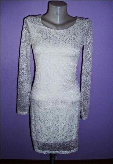 Ženska odeća | Senta: Cipkana haljina  Nova. M/L