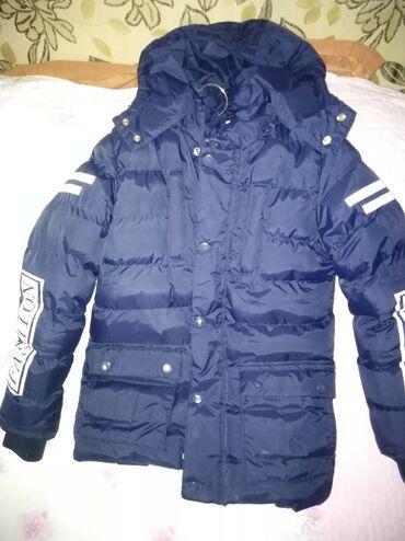 Zimske-kape-o - Srbija: Zimska jakna za decaka vel 8