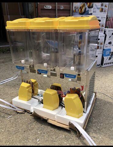 Оборудование для бизнеса в Кара-Суу: Сокоохладитель бинжлин один бочок 17литров