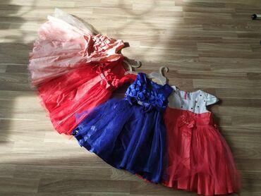 Красивые платья для девочек, 1400 сом за все