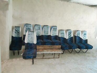 сидения мерседес в Кыргызстан: Сиденья от Мерседес Спринтер комплект, кресла на Бус, сиденья пассажир