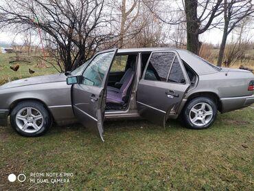 Транспорт - Раздольное: Mercedes-Benz W124 2.5 л. 1993