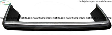 Mercedes W107 ( R107,280SL, 380SL, 450SL ) bumpers stainless steel in Banepa - photo 4