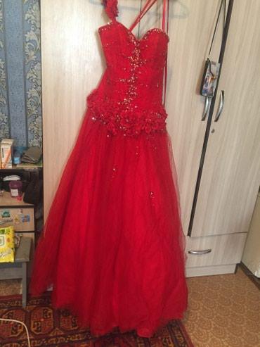 Платье новое 46-48 размер    Продаю за 3500сом  в Кант