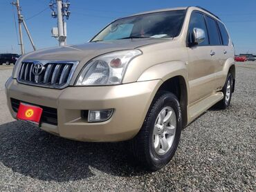 Toyota Land Cruiser Prado 4 л. 2007 | 154000 км