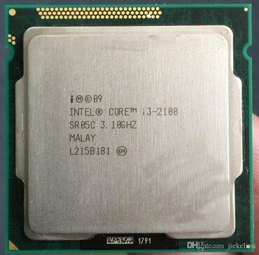 Процессоры в Кыргызстан: Intel CORE i3 (4-потока), 3.10GHZ на 1155-соккет. Отличный проц за
