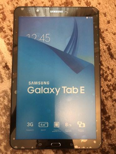 Samsung s8003 jet 8gb - Azerbejdžan: Samsung Galaxy Tab E. SM-T561. 8Gb. YENİDİR. İstifadə olunmayıb